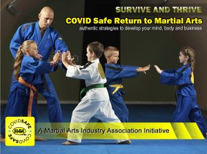 Covid Safe Return to Martial Arts